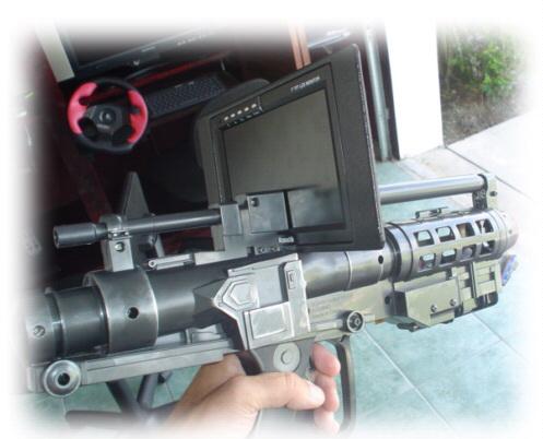 PC VR GAME GUN