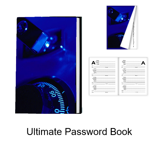 Ultimate Password Book